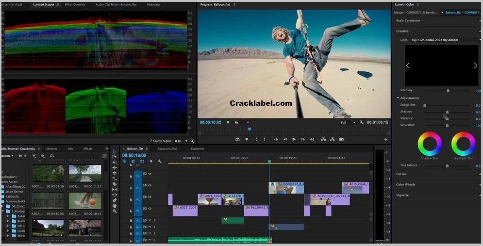 Adobe Premiere Pro CC Key