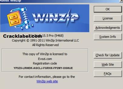 WinZip Key