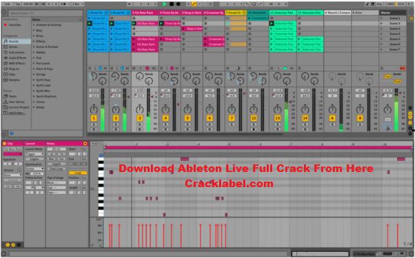 Ableton Live Key